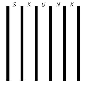 SKUNK MATH GAME
