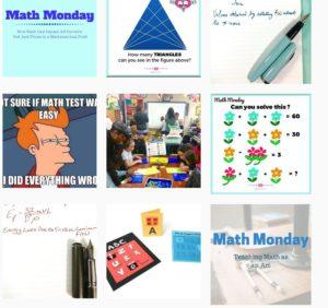Instagram Math Monday